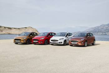 Der neue Ford Fiesta: die Bestellbücher sind offen