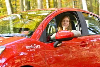 Der Carsharing-Anbieter Mobility wächst weiter