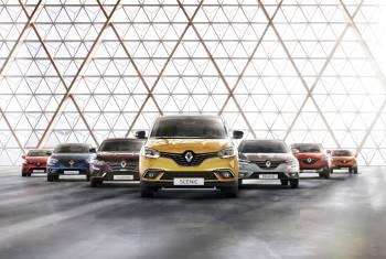 Happy Birthday! 90 Jahre Renault in der Schweiz