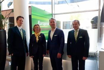 Neue Europcar-Station im Novotel Zürich City West