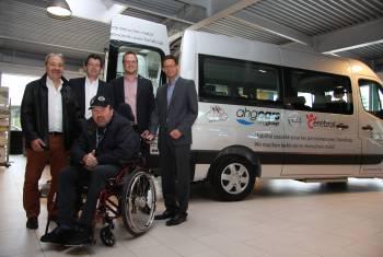 Kostengünstige Busvermietung für Menschen mit Handicaps