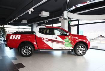 Nissan mit facettenreichem Programm an der Suisse Public in Bern