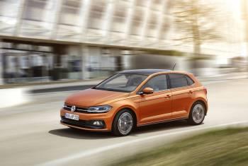 VW Polo Weltpremiere:  Der Mini-Golf