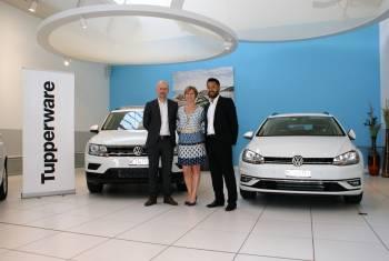 Tupperware setzt weiterhin auf Volkswagen