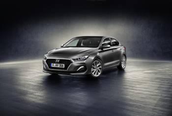 Hyundai: 2018 kommt der i30 Fastback