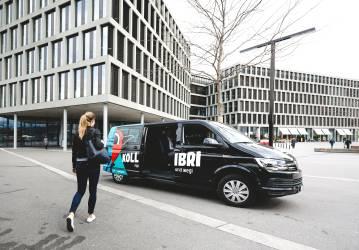 Schweizer Premiere mit Tür-zu-Tür-Shuttle