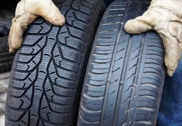Die richtige Lagerung verlängert das Reifenleben