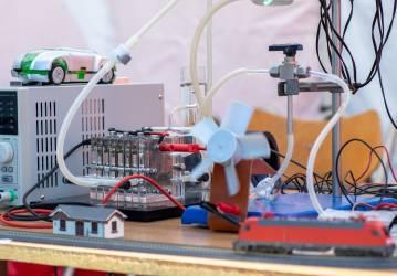 Wasserstoffprojekte nehmen Fahrt auf