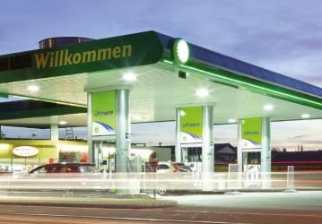 Weniger Tankstellen in der Schweiz