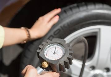 Drei Argumente für eine regelmässige Reifendruckkontrolle