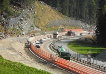 Bauprogramm für Nationalstrassen abgesegnet